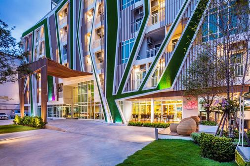 艾特莱尔套房酒店 - 曼谷 - 建筑