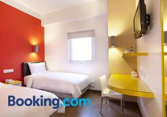 亚玛瑞斯赛恩尼酒店 - 雅加达 - 睡房