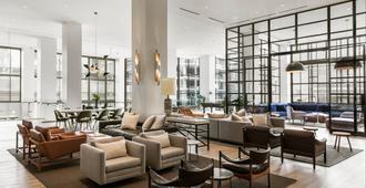 埃弗利金普顿酒店 - 洛杉矶 - 休息厅