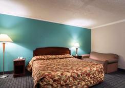 约翰米尔顿酒店 - 锡拉丘兹 - 睡房