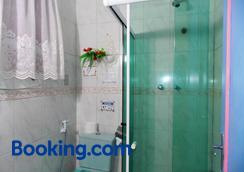 佩塔辛尼德绍酒店 - Vila do Abraao - 浴室