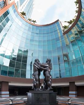 圣多明各加泰罗尼亚酒店 - 圣多明各 - 建筑