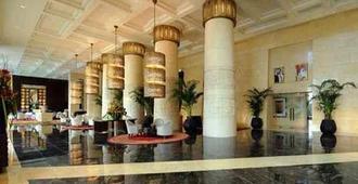 迪拜莱佛士酒店 - 迪拜 - 大厅
