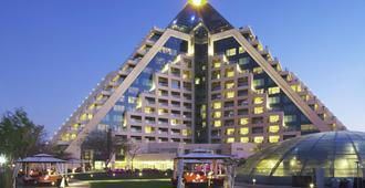 迪拜莱佛士酒店 - 迪拜 - 建筑