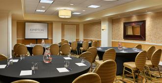 摩纳哥丹佛齐普顿酒店 - 丹佛 - 会议室
