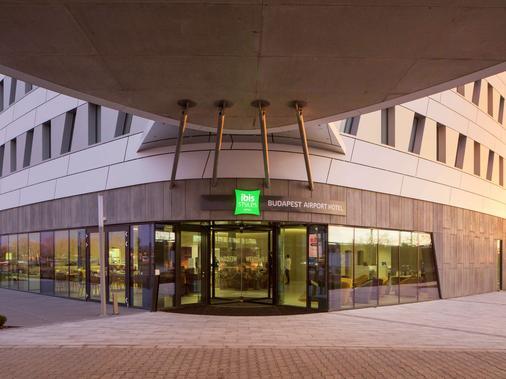布达佩斯机场宜必思尚品酒店 - 布达佩斯 - 建筑