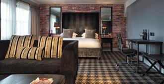 马尔马逊纽卡尔斯酒店 - 泰恩河畔纽卡斯尔 - 睡房