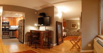 保护区宾客套房酒店 - 纽约 - 睡房