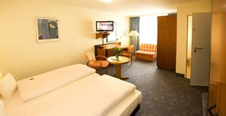 优势酒店 - 纽伦堡 - 睡房