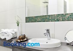 奥恩瓦尔德旅馆 - 莱比锡 - 浴室