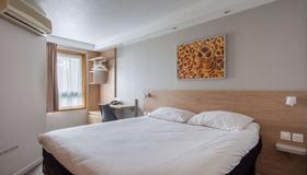 米卢斯中心舒适英式酒店 - 米卢斯 - 睡房