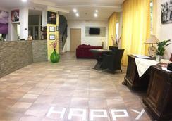 快乐酒店 - 里米尼 - 大厅