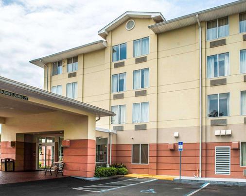 凯富套房酒店 - 巴拿马城 - 建筑