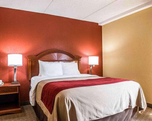 凯富套房酒店 - 巴拿马城 - 睡房