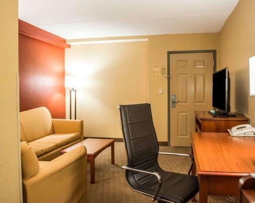 巴拿马城康福特茵酒店及套房 - 巴拿马城 - 客厅