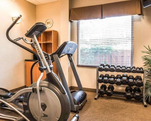 巴拿马城康福特茵酒店及套房 - 巴拿马城 - 健身房