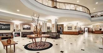波迪尔区市中心丽笙蓝标酒店 - 基辅 - 大厅