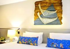 蒂瓦娜芭甲米度假酒店 - 奥南 - 睡房