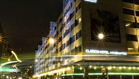 凯瑞华晟酒店-阿姆瑞特 - 斯德哥尔摩 - 建筑