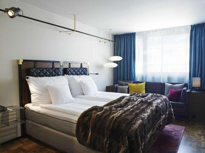凯隆酒店-阿姆瑞特 - 斯德哥尔摩 - 睡房