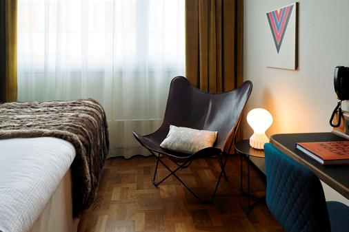 凯瑞华晟酒店-阿姆瑞特 - 斯德哥尔摩 - 睡房