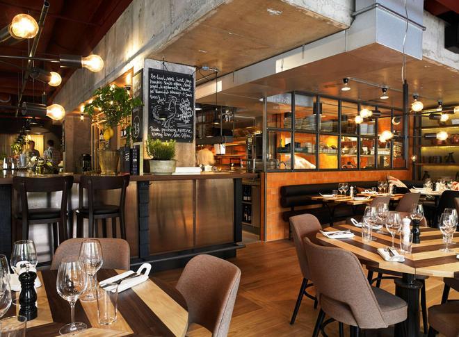 凯隆酒店-阿姆瑞特 - 斯德哥尔摩 - 餐馆