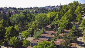 锡耶纳科勒维德露营酒店 - 锡耶纳 - 户外景观