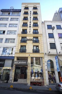 伊斯坦布尔博莱特德米尔酒店 - 伊斯坦布尔 - 建筑