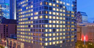 橄榄8号凯悦酒店 - 西雅图 - 建筑