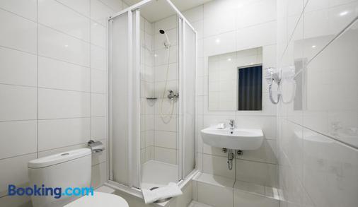 维尔纽斯城市酒店 - 维尔纽斯 - 浴室