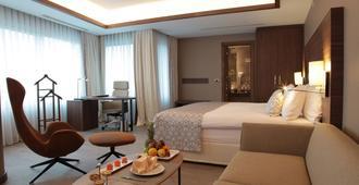 伊斯坦布尔布里克斯酒店 - 伊斯坦布尔 - 睡房