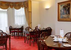 伦敦瑞士小屋贝斯特韦斯特酒店 - 伦敦 - 餐馆