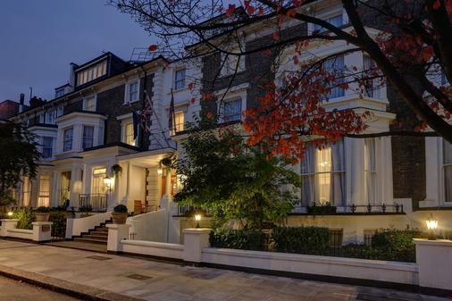 伦敦瑞士小屋贝斯特韦斯特酒店 - 伦敦 - 建筑