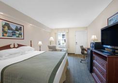 塔斯卡卢萨贝蒙特旅馆套房酒店 - 塔斯卡卢萨 - 睡房