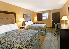 切诺基/斯莫基山戴斯酒店 - 切罗基(北卡罗来纳州) - 睡房