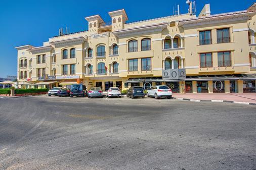 迪拜海滩公寓酒店 - 迪拜 - 建筑