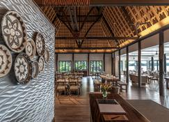 香格里拉斐济度假酒店 - Cuvu - 餐馆