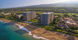 阿斯顿捕鲸卡阿纳帕利海滩酒店 - 拉海纳 - 户外景观