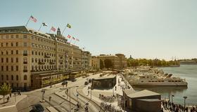 斯德哥尔摩大酒店 - 斯德哥尔摩 - 户外景观