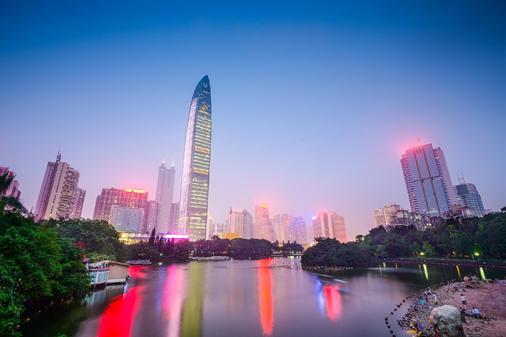 深圳凯美豪盛酒店 - 深圳 - 户外景观