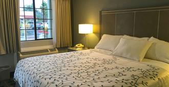 米尔皮塔斯美国最有价值旅馆 - 米尔皮塔斯 - 睡房