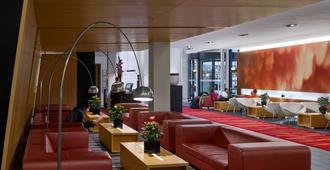 贝尔法斯特丽笙酒店 - 贝尔法斯特 - 休息厅