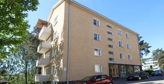 赫尔辛基桑塔维伦路 6 号一居公寓酒店 - 赫尔辛基 - 建筑