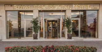 皇家大陆酒店 - 那不勒斯 - 建筑