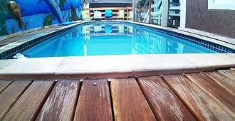 Pousada Caravela - 阿拉亚尔-杜卡布 - 游泳池