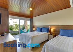 法塞拉岛旅馆 - 弗洛里亚诺波利斯 - 睡房