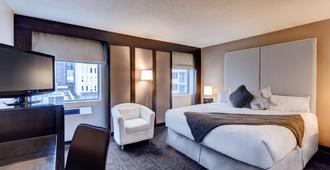 艾克酒店 - 渥太华 - 睡房