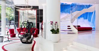 Nh巴塞罗那卡尔德龙酒店 - 巴塞罗那 - 大厅