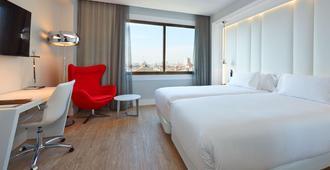Nh巴塞罗那卡尔德龙酒店 - 巴塞罗那 - 睡房