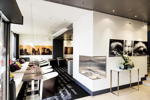 贝斯特韦斯特艺术酒店 - Le Havre - 酒吧